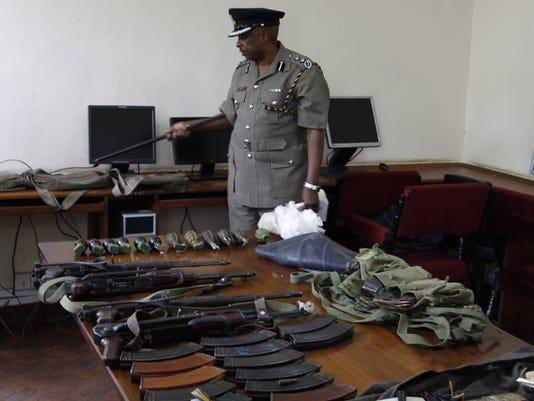Kenya Terrorists