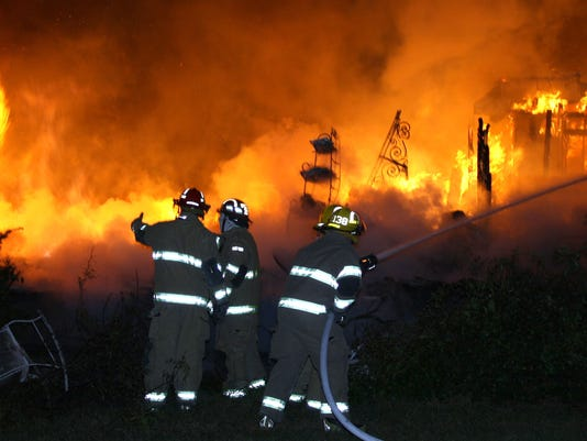 Unionville fire