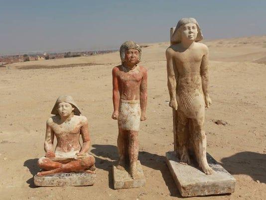 Egypt princess tomb