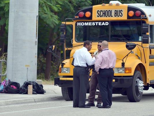 Fla. school bus shooting