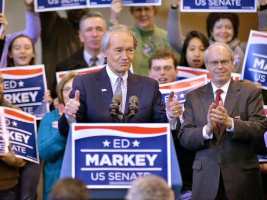 Ed Markey Massachusetts campaign