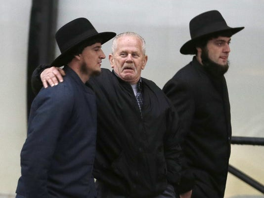 Amish fed court