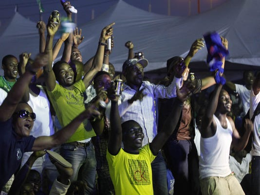 Nigeria wins African Cup