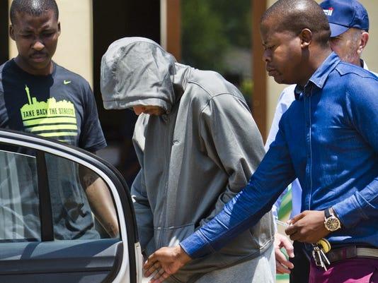 Pistorius police