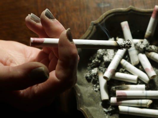 Women smokers