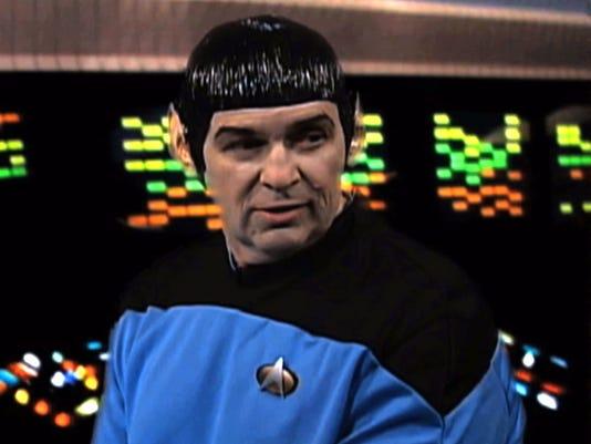 IRS Star Trek