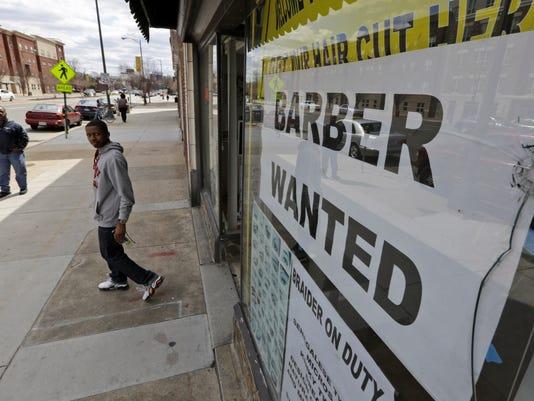 unemployment workforce dropouts