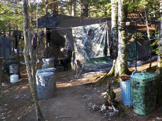 Maine Hermit Living In Wild For 27 Years Arrested