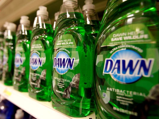 dawn detergent procter gamble