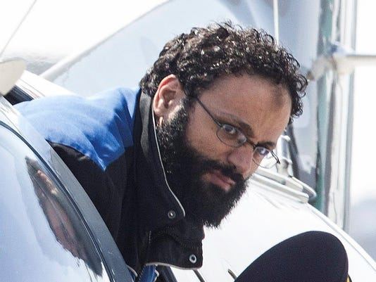 Chiheb Esseghaier Canada suspect