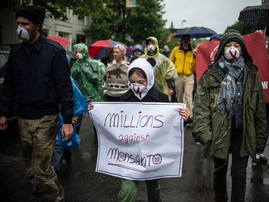 Monsanto protests