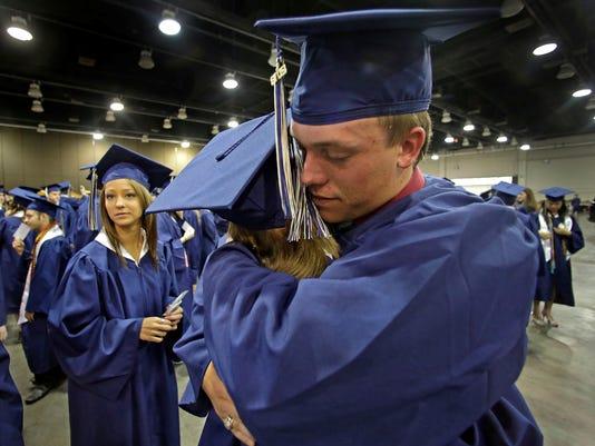 Oklahoma City graduation