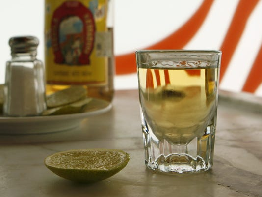 Mexico China Tequila