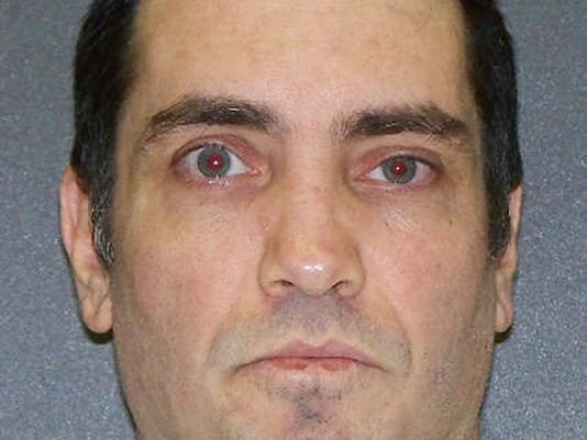 texas inmate executed double