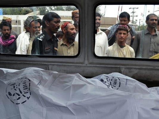 Pakistan bodies