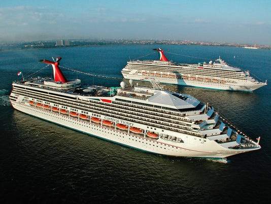 Ship Review Carnival Cruise Lines39 Carnival Victory