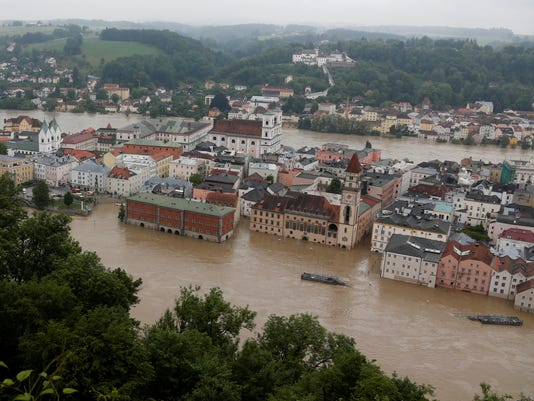 passau flood