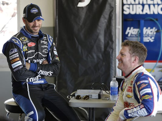 2013-01-14-jimmie-johnson-dale-earnhardt-jr
