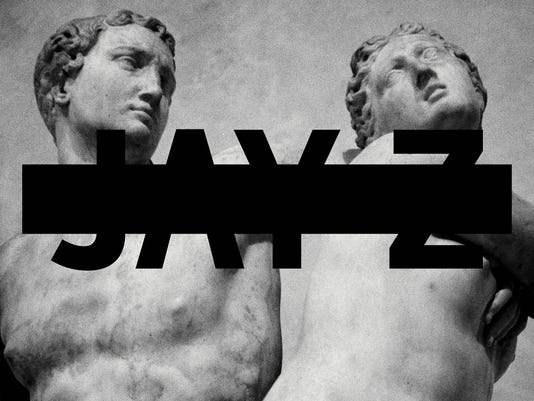 "Jay-Z's ""Magna Carta Holy Grail"" cover"