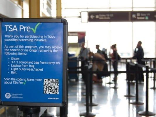 TSA Pre-check