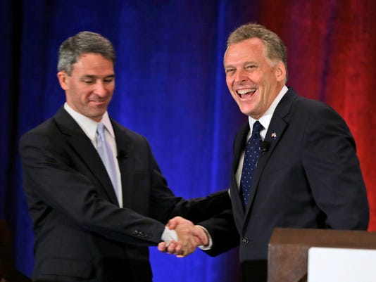 va governors race