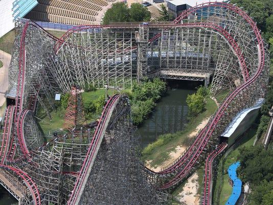 Coaster death