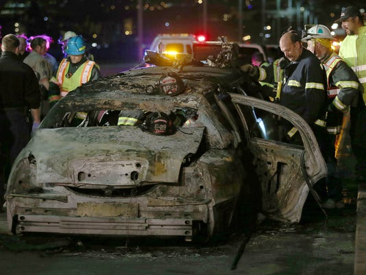 Fatal Calif. limo fire