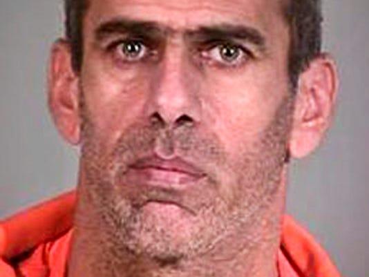 Arizona bomb suspect