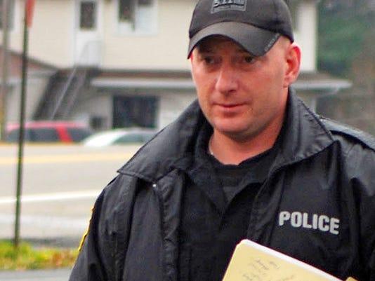 Pa. cop Mark Kessler