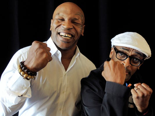 Tyson and Lee