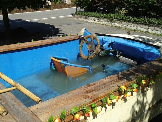 germany pool car