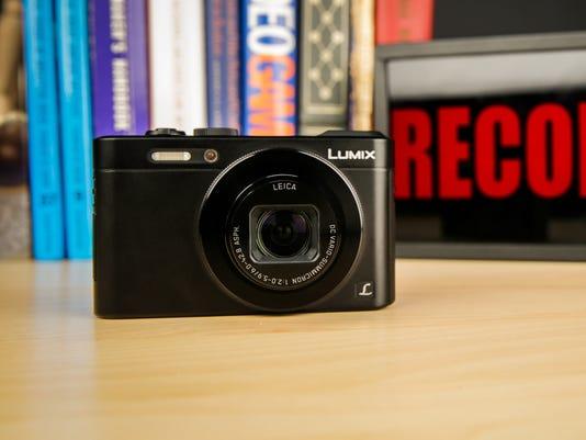 The Panasonic Lumix LF1 digital camera