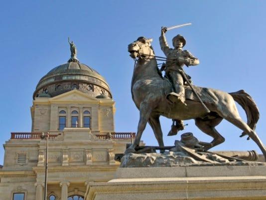 helena statue capitol
