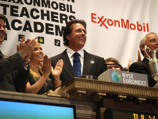 mickelson nyse