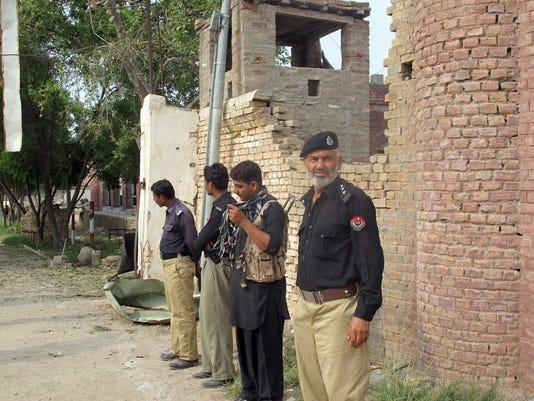 Pakistan prison