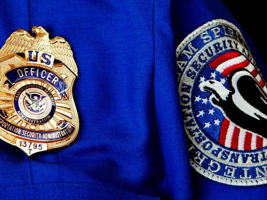 TSA misconduct