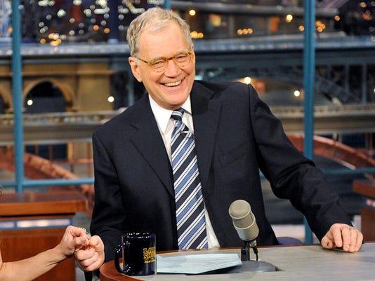 Punchlines, Letterman