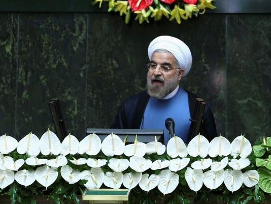 Hasan Rouhani Iran