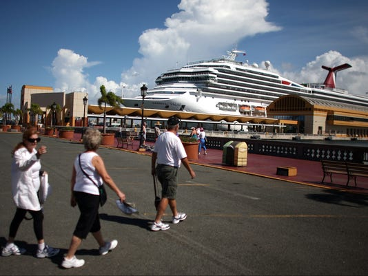 Travelers Hit With Fees Every Step Of The Trip - Cruise ship fees