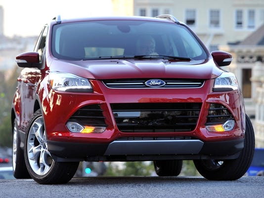 Ford Motor October Sales Flat With Year Ago