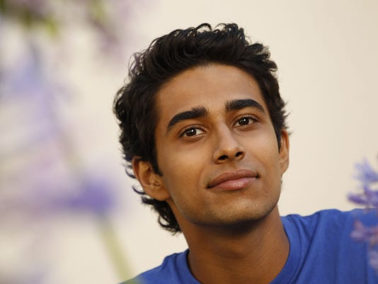 Suraj Sharma breaks out in 'Life of Pi'