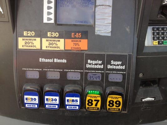 E85 Gas Stations >> New research shows E15 fuel causes more damage to cars