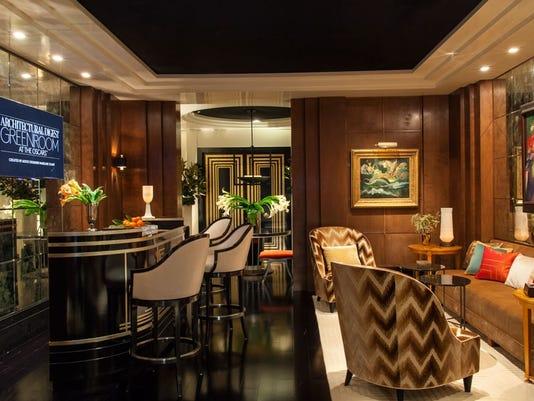 Hollywood S Toughest Spot The Vip Oscar Green Room