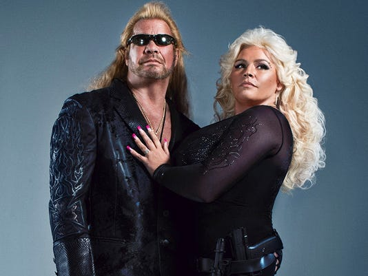 Cmt bets reality show 39 dog and beth 39 will hunt for Dog the bounty hunter divorce beth