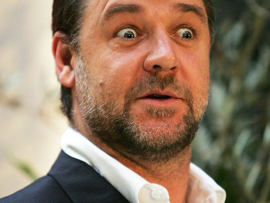 Russell Crowe Baby Sup...