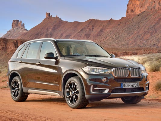 BMW Adds Hefty Price Increase To Redesigned X SUV - 2013 bmw x5 50i