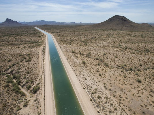 Water Worries Climate Change In The Desert Southwest