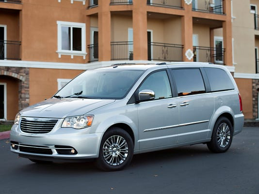 Problems with chrysler town and country vans