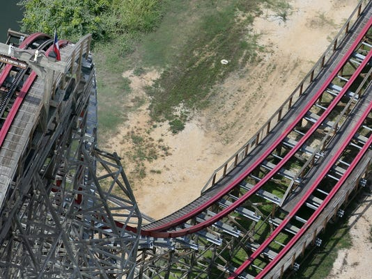 Six Flags Over Texas: Woman Dies While Riding 'Texas Giant ...