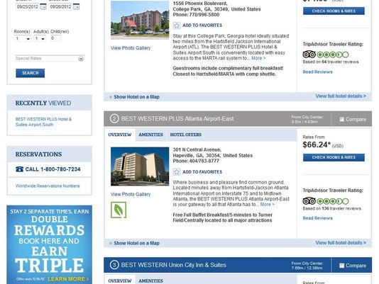 Best Western Latest Hotel Giant To Add Consumer Reviews